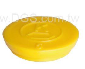 ~KIMBLE   CHASE~油用離心管用蓋 Snap Cap Yellow Polye