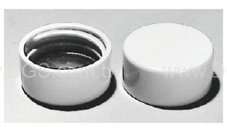 《KIMBLE & CHASE》白色螺旋蓋 Closure, Screw Thread, White Urea, PTFE-Faced