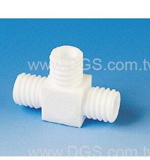 《BOHLENDER》T型螺牙接管PTFEGL-TubeFitting,T-Pieces,PTFE
