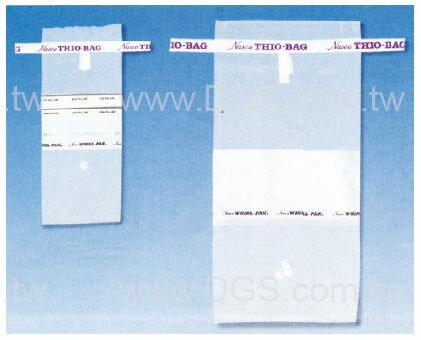 ~NASCO~無菌採樣袋 附藥片 EPA水質 分析除氯用 Sterile Bag for
