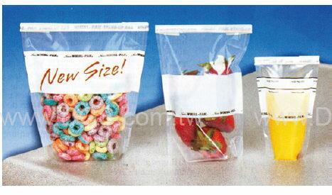 《NASCO》無菌採樣 袋 可站立 可書 寫PE Sterile Bag for Sample Transport, Stand-up WriteOn