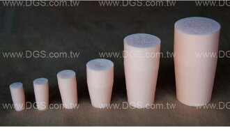 《Shin Etsu》透氣塞 內塞型 Stopper, for Test Tubes, Center Sponge, Silicone
