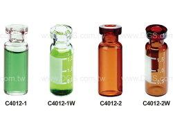 11mm鋁蓋取樣瓶 標準瓶口 12x32mm 11mm Crimp Top Vials Standard Opening 12 x 32mm
