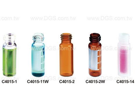 13-425 螺蓋取樣瓶 15x45mm 13-425 Screw Thread Vials 15 x 45mm