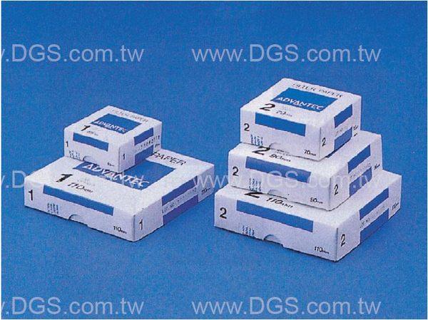 《ADVANTEC》定性濾紙 NO.1 Qualitative Filter Paper, NO.1