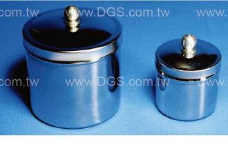 《台製》 不鏽鋼棉花罐 S.S. Cotton Jar