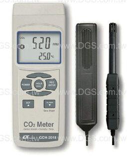 DGLife 德記生活網:二氧化碳偵測器含溫濕度計DigitalNDIRCO2Thermo-Hygrometer