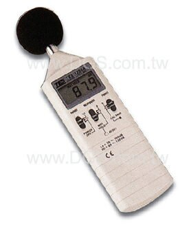 數字式噪音計Sound Level meter