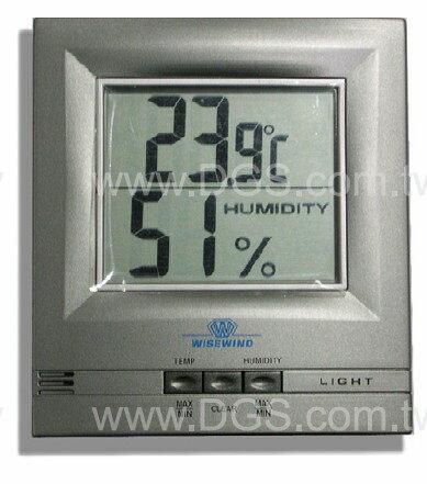 數字式最高最低溫濕度計 Hi/Lo Memory Thermo-Hygrometer