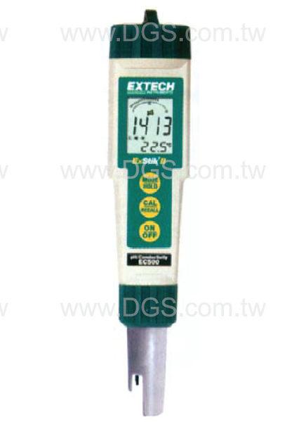 《ExStik》五合一測試筆Pen type pH/EC/TDS/Salinity/Temp Meter