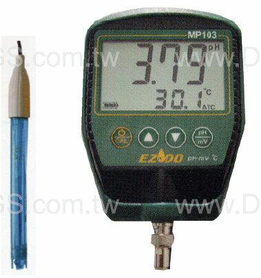 《台製》掌上型 pH/ORP計Handheld PH/ORP Meter