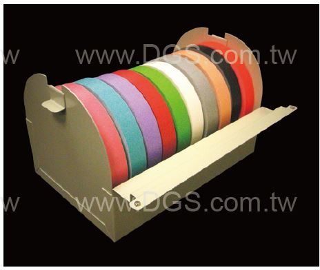 台製彩色膠帶座 Tape Rack