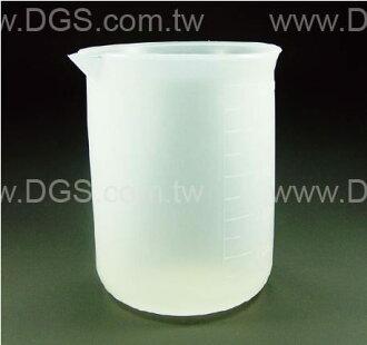 《台製》 塑膠燒杯 Beaker, PE