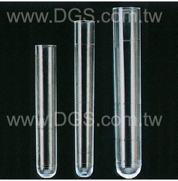 《台製》塑膠試管 Test Tubes