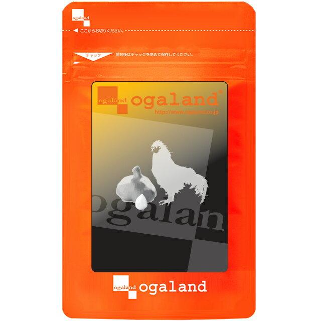 大蒜黑烏骨雞蛋黃膠囊 【約1個月份】歐格蘭德 ogaland 1