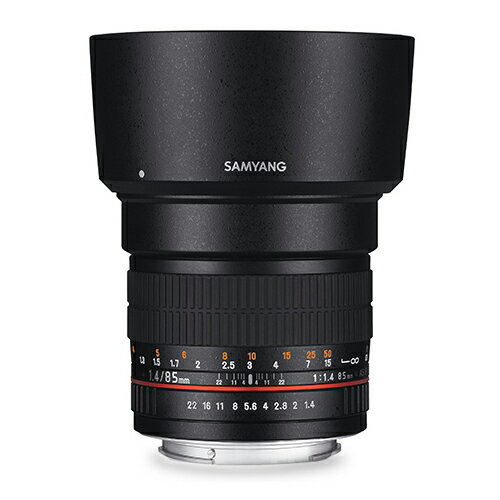 ~相機 ~ SAMYANG 85mm F1.4 for Canon EF 手動鏡 正成 貨