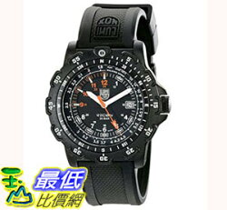 [106美國直購] 手錶 Luminox Mens 8822.MI Recon Pointman Black, Rubber Band, With Multi Color Accents Watch