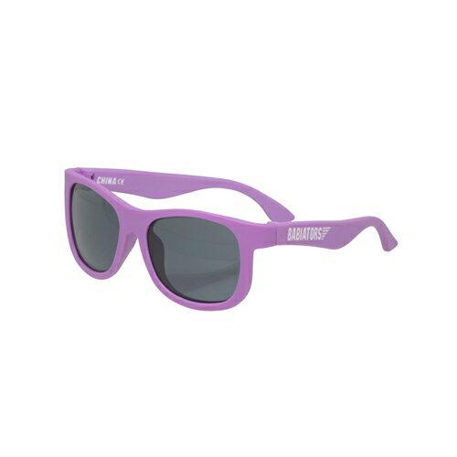 美國BabiatorsBAB嬰幼兒太陽眼鏡-高貴紫3-5歲【悅兒園婦幼生活館】