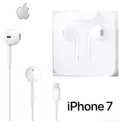 【YUI】Apple iPhone 7/ 7Plus 原廠耳機 APPLE EarPods 原廠耳機 iPhone 7 Plus / 7 原廠線控耳機 Lightning 接口
