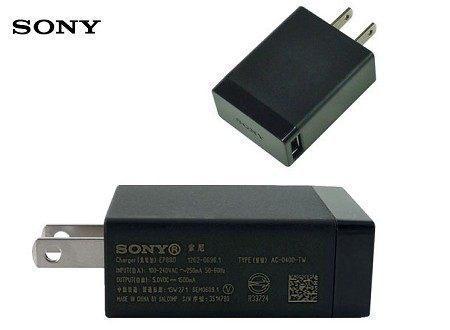 【YUI】SONY EP880 原廠旅行充電器 1.5A電流 for XPERIA Z5 Z4 Z3 Z2 Z1 Z for XPERIA 全系列 原廠旅充 (裸裝)