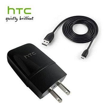 【YUI】HTCTCP900-US原廠旅充組1.5A適用:HDmini-T5555Titan-X310ChaCha-A810EEVO3D-X515e原廠旅充組
