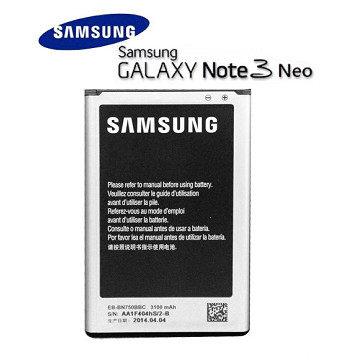 【YUI】SAMSUNG Galaxy Note 3 Neo N7507/N7505 原廠電池(裸裝) Note3 Neo 原廠電池 ((Note 3不適用))