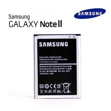 【YUI】SAMSUNG Galaxy Note 2 Note II 原廠電池 N7100 / N-7100 原廠電池 EB595675LU 3100mAh