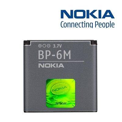 【YUI】NOKIA BP-6M BP6M 原廠電池 N73 3250 6151 6233 6280 6288 N77 N93 原廠電池 1100mAh