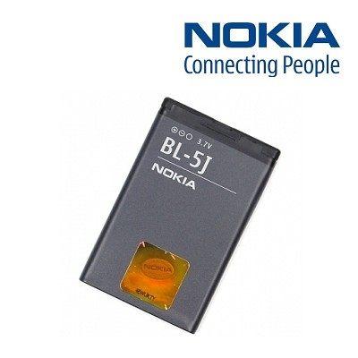 【YUI】NOKIA BL-5J BL5J 原廠電池 5800 N900 X1-01 X6-8GB X6-00 原廠電池 1320mAh