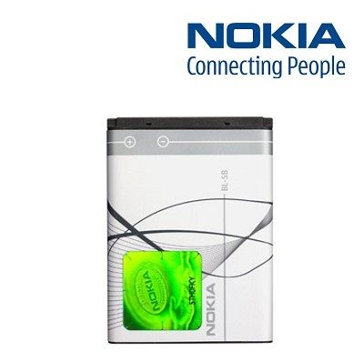【YUI】NOKIA BL-5B BL5B 原廠電池 7360 N80 N90 6021C 6120C 6121C 原廠電池 890mAh