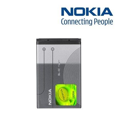 【YUI】NOKIA BL-4C BL4C 原廠電池 NOKIA 6126 6131 6136 6170 6260 6300 原廠電池 860mAh