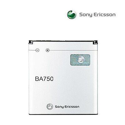 【YUI】Sony Ericsson BA750 原廠電池 BA-750 原廠電池 ARC S LT18i ARC LT15i 原廠電池 1500mAh