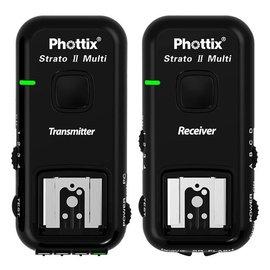 ◎相機專家◎ Phottix Strato II 無線閃燈觸發器 for Canon 中古品 群光公司貨