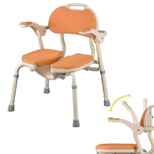 洗澡椅 日式溝槽 洗臀椅 光星 CAR2012-A-T