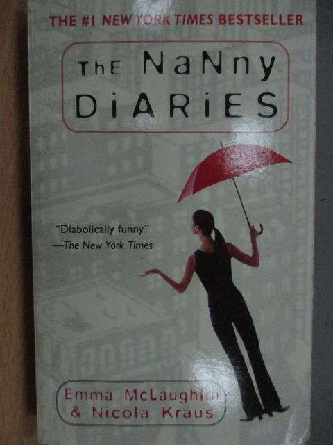 ~書寶 書T3/原文小說_MPP~The NaNny Diaries_Emma