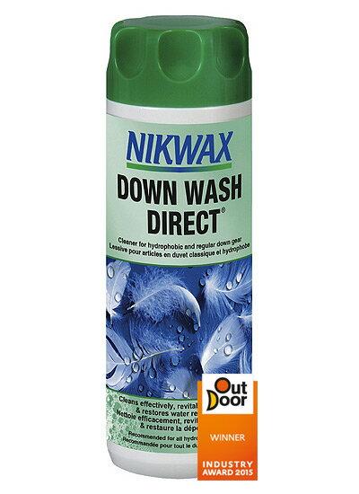 Nikwax  英國  Down Wash Direct 羽毛清洗劑/羽絨清洗劑/1K1