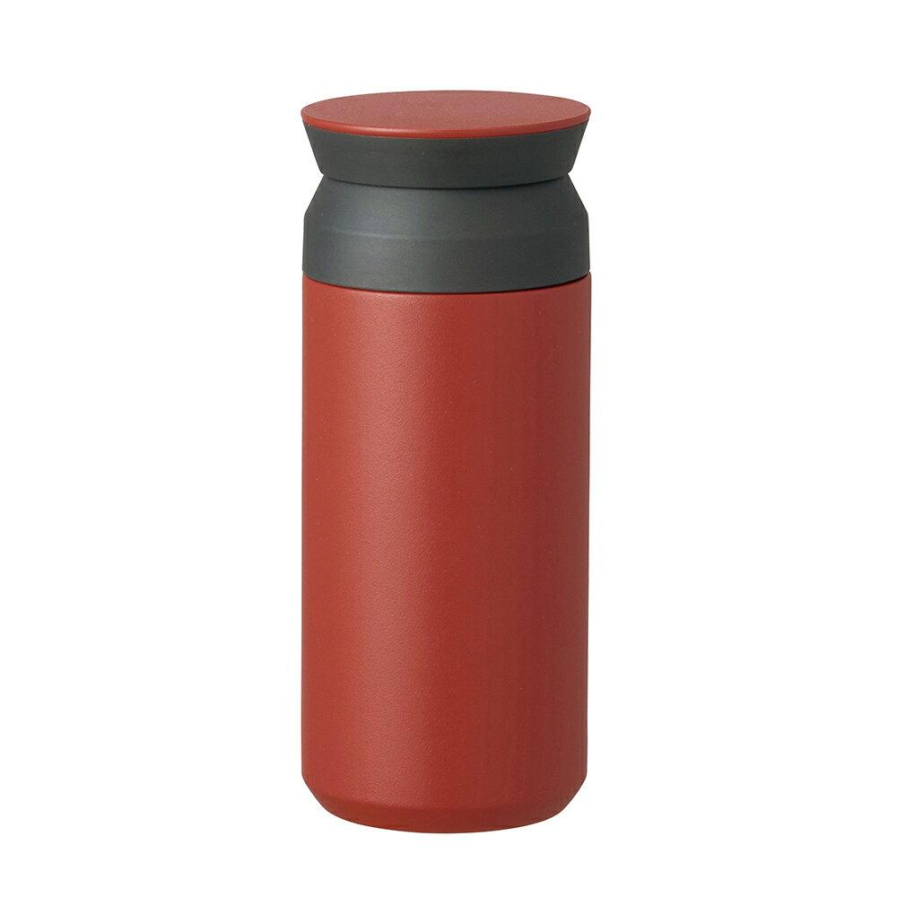KINTO | TRAVEL TUMBLER 隨行保溫瓶 350ml - 紅