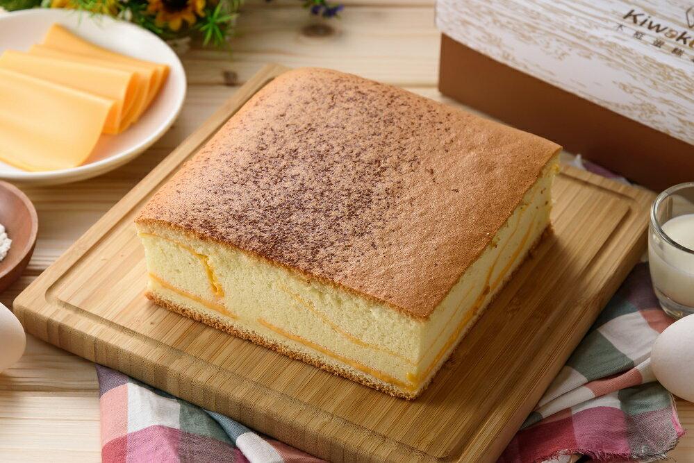 KIWAKUKEKI木框蛋糕★彌月蛋糕★ 【帕瑪森起司】