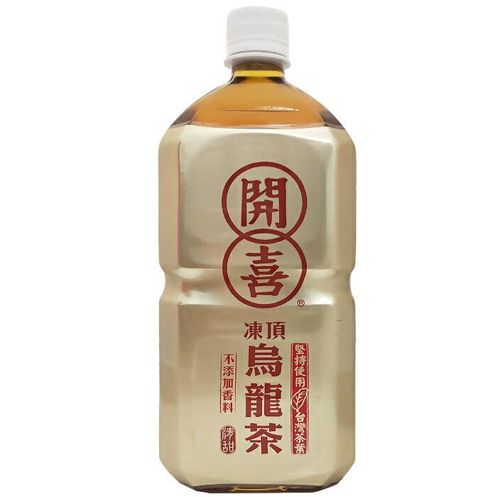 開喜 凍頂烏龍茶-清甜 1000ml(12入)/箱【康鄰超市】