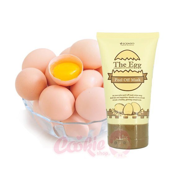 泰國 Beauty Buffet The Egg 蛋蛋撕拉面膜(100ml)【庫奇小舖】
