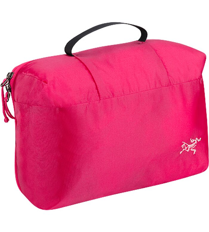 【鄉野情戶外專業】 ARC'TERYX 始祖鳥|加拿大|  Index 5旅遊打理包行李收納袋 / 衣物打理包-紅_14258