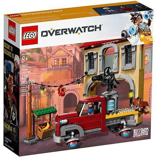 樂高LEGO 75972 SPEED CHAMPIONS 系列 - Dorado Showdown - 限時優惠好康折扣