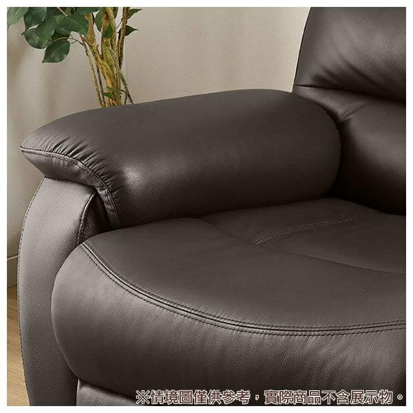 ◎(OUTLET)全皮3人用頂級電動可躺式沙發 BELIEVER DBR 福利品 NITORI宜得利家居 6