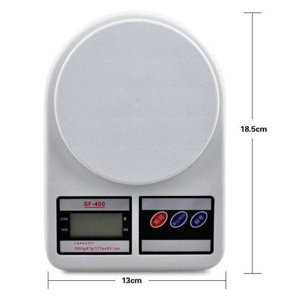 現貨 SF-400電子秤10公斤 中文按鍵 藍光螢幕 現貨 烘焙廚房秤 公克盎司秤 茶葉秤