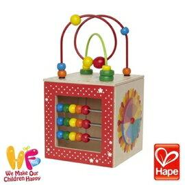 Baby Joy World-德國Hape-educo愛傑卡幼兒學習盒