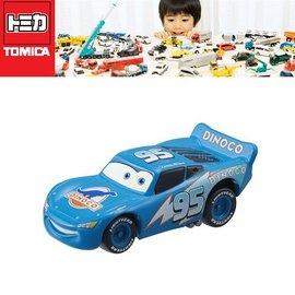 【日本TOMICA迪士尼小汽車】CARS TOMICA C-02 閃亮麥坤(DS41891)