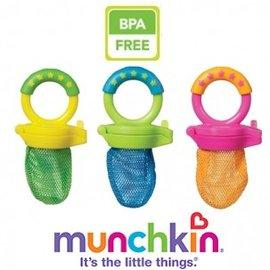 Baby Joy World-【美國Munchkin】 水果棒 蔬果棒 果肉學習棒 1入 (3色可選購)