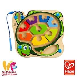 Baby Joy World-德國Hape educo愛傑卡海龜迷宮