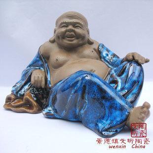 瓷工藝品擺設 公仔 彌羅佛家庭供佛 家居裝飾品人物擺件