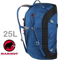Mammut 長毛象 Cargo Light 旅行袋/手提行李袋/輕量裝備袋 25L 2510-03880 5611黯青